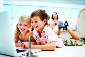 Kids en straling