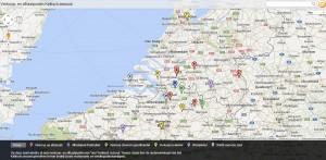 Klik voor al onze verkoop- en afhaalpunten op deze kaart